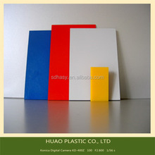 Good quality Crazy Selling non-toxic double color hdpe sheet