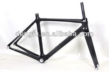 Light di2 T700 toray carbon road bike frame 60cm