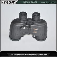 7x50 Military Bright Super view-wide Waterproof Nitrogen Binoculars compass