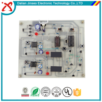 Customized Industrial main control pcb and pcb assembly