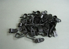 Hot Sale,High Quality,Nylon Material,Natural & Black,Plastic Wire Clamp