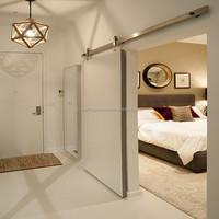Contemporary Sliding Wood Bedroom Door,Cheap Bedroom Door