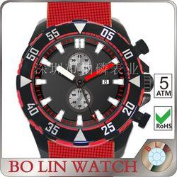 high class SS watch, stainless steel watch men, big watch sport