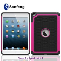 For Apple iPad Mini 2 3 4 Cover / Shock Resistant Cover Case for iPad