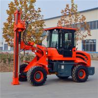 Pile Driving Equipment GS2000 Vibratory Hammer