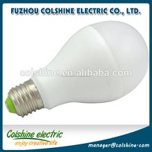 Caliente portalámparas porcelana venta E27/E26/B22 11W LED lámpara de iluminación