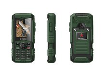 2012 Slim- 2.0 Inch Rugged Cell Phone (QuadBand MP3 Mp4 Player WaterProof)
