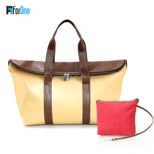 New arrival women brand PU leather handbag /tote bag wholesale