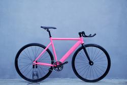 700C Fixie / Fixed Gear / Single Speed Bike Bicycle Alloy Bikes With Coaster Brake