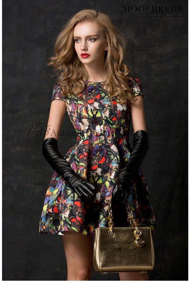 Женское платье Slim 3D