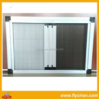 Plisse insect screen doors and windows for decoration