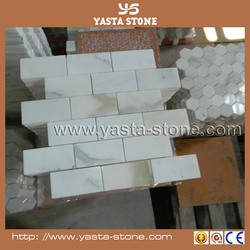 High-end Products White Marble Mosaic