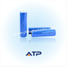 Hottest and Cheapest 18650 battery for medical equipment used in hospital / lithium polymer battery 3.7v 2000mah