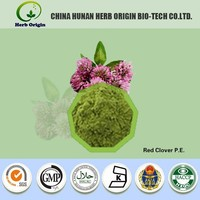 Herbal Extract Professional manufacturer steadily supply natural product for Red clover extract