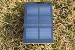 OEM 82*120 1.35W 3V PET Small Mini Size solar Panel
