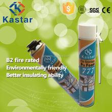 brick spray foam polyurethane