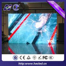 Amazing quality p3 led sign xxx moves