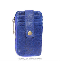 New wallet credit card holder mobile phone wallet leather case for iphone 6