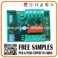 rfid elevator access control pcba and pcb manufacturer