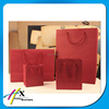 factory direct custom paper bag with rope handle
