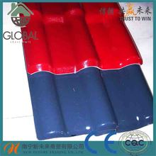 Plastic easy install hexagonal asphalt shingle roof tile stone coated steel roof tile with CE certificate