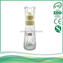 A2786-100ml customized translucent sprayer perfume bottle