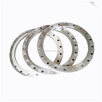 Forged steel class 150 slip on raised face ring flange counter flange