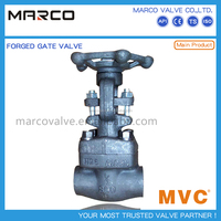 Hot sale wedge type bolted bonnet bb pressure sealed bonnet os&y outside screw and yoke rising stem gate valve