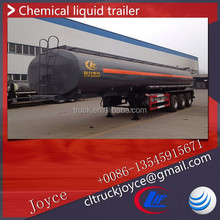 Vitriol Acid Tanker,Mobile Sulfuric Acid (98%) Tank,Sulphuric Acid Tanker Trailer