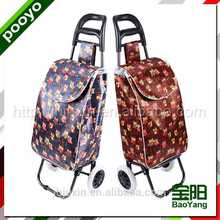 hand trolley two wheel for promotion shopping container house