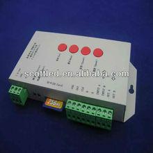 T-1000S pixel led controller,T-1000S rgb pixel led controller, digital led controller