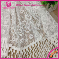 New Arrival 2016 Wholesale Embroidered UK Swiss Lace In Switzerland