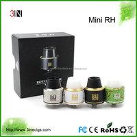 Wholesale Price 2015 New Products Vapor Ecig 1:1 Mini RH Rda Clone