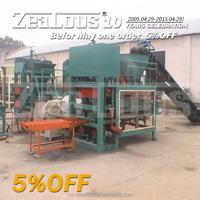 6-15 type red brick making machine in india soil brick making machine price