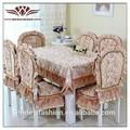 Bordado a mano mantel, de lino bordado mantel, decoración de la boda mantel