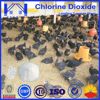 Disinfectant for Poultry of Chlorine Dioxide