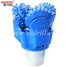 standard deep water well drilling tricone drill bits / TCI tricone drilling bits /rock drill bits