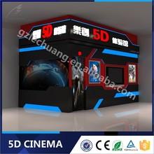 China Manufacturer Virtual Children Game Mini 4D Cinema