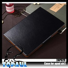 fold protective Top sale smart for iPad Air 2 Soft Case Cover
