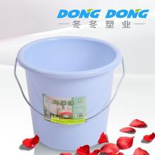 Modern pe plastic bucket for flowers