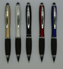 High quality metal pen with touch screen