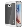 Electroplating Slicoo Brushed Texture Combination Case for Samsung Galaxy S6 Case