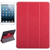2015 New Products 3Folding Flip Leather Flip Cover for iPad Air with Hand Strap