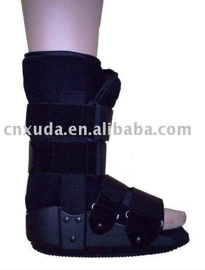 low walker fracture boot ankle walking boot view