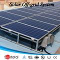 páneles solares