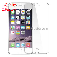"Factory tempered glass ""screen protector for iphone 6 4.7"" & 5.5"""