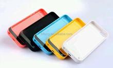 2200mAh External Battery for iPhone 5 5C 5S External Rechargeable Power Case