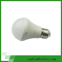 China supplier sound and light control durable led bulb