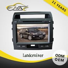 2 Din Car DVD GPS For Toyota Land Cruiser Autoradio GPS DVD MP3 MP4 Player