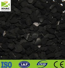 2015 850mg/g 4X8 LOW ASH CONTENT ACTIVATED CARBON PRICE FOR WATER